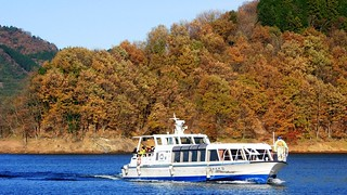 #5585 excursion boat, Miyagase 21 (みやがせ21)