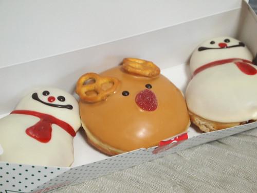 クリスピークリームドーナッツ クリスマス