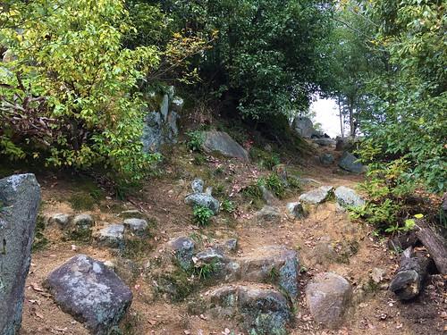 鴨方城跡 #8