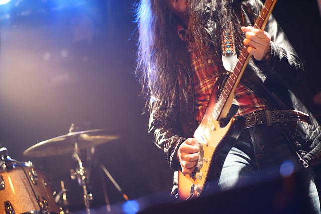 O.E. Gallagher (Taste cover) live at Outbreak, Tokyo, 19 Dec 2015. 033
