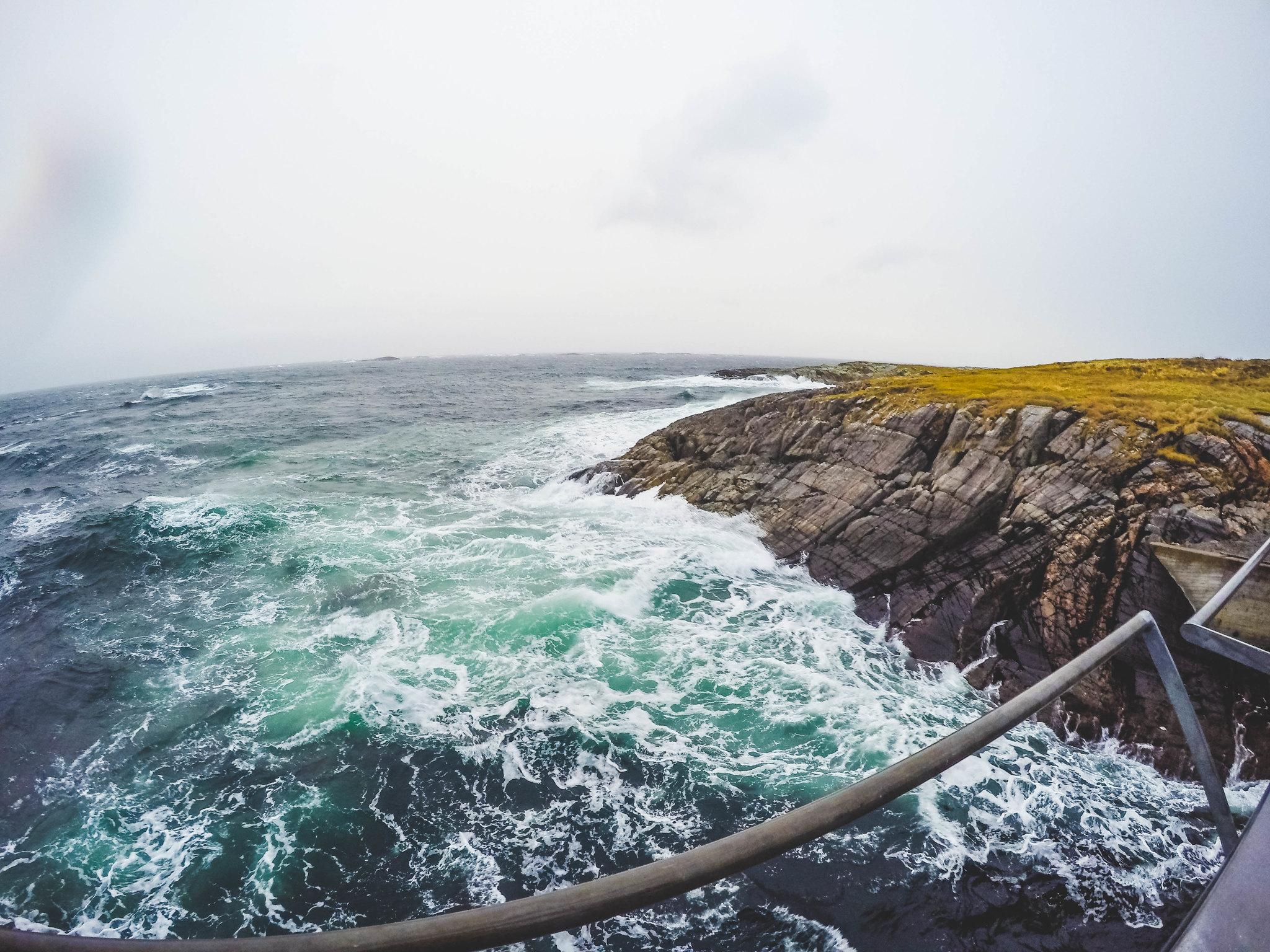 The Atlantic Ocean Road Drive Atlanterhavsveien-56