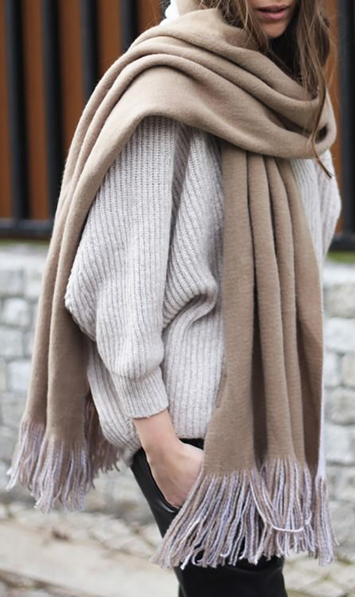 casual winter outfits street style inspiration14