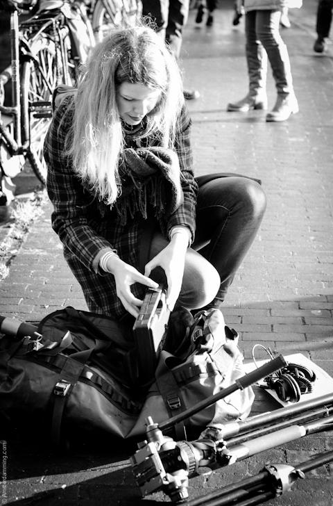 Amsterdam, Sunny Saturday
