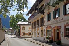 Oberammergau - Dorfstraße (02)