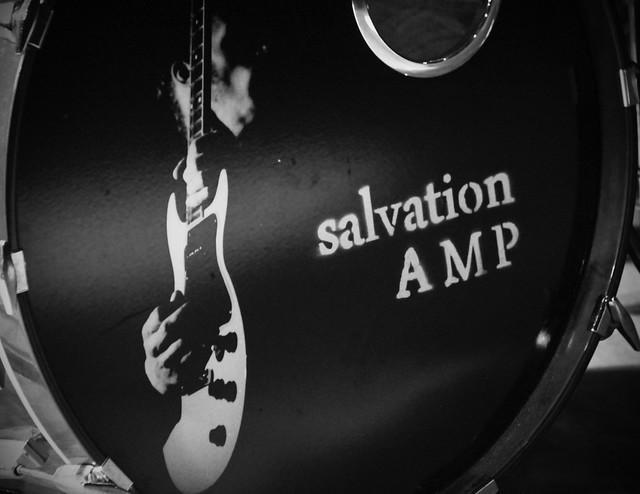 salvation AMP - rehearsal