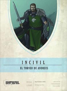 IV Incivil - El Torneo de Andreus