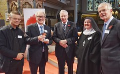 Winners of the 2016 Presidents' Award for new church architecture