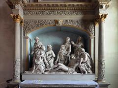 Mise au tombeau, Marolles-les-Braults, Sarthe, 2016