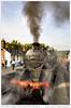 Steam Locomotive at Grosmont Station