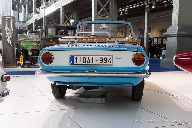 Michelotti Shellette Beach Car - 1969