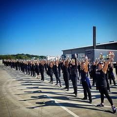 HTEDance OnTour presents 2017 Rose Parade Rehearsal Go ROSES!! #HTEDance #HTEOnTour #GoRoses
