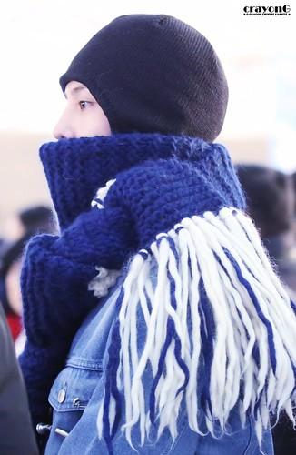 BIGBANG departure Seoul to Nagoya 2016-12-02 (7)