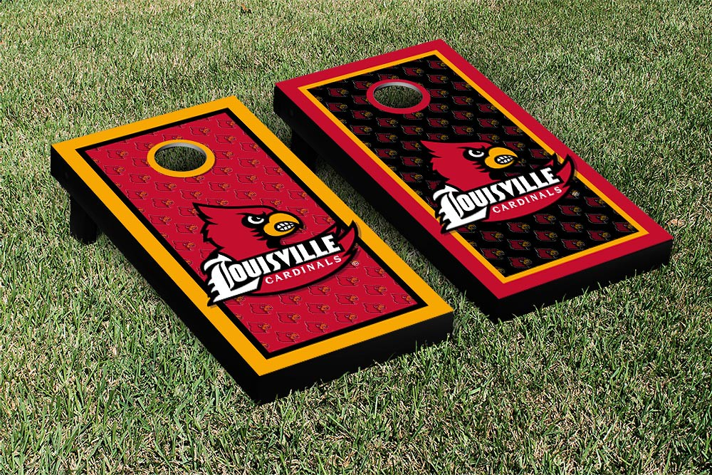 Louisville Cardinals Border Version 2