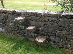 Stone Fence Stile
