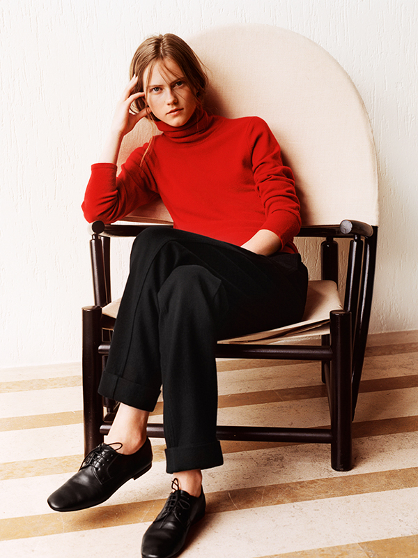 Lemaire for Uniqlo Lookbook