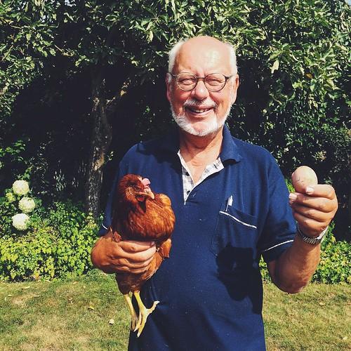 Pa. Kip. Ei. #VSCOcam #chicken #egg