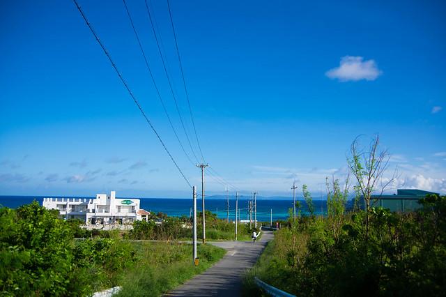 ニシ浜(波照間島)