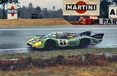 Wet Martini Porsche
