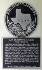 Photo of Black plaque number 25423