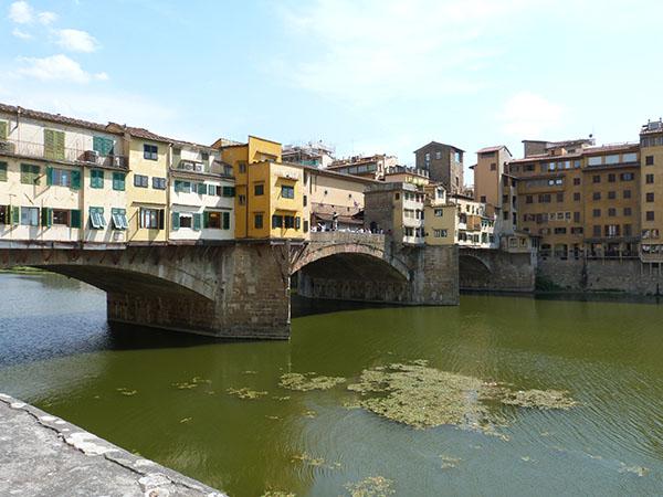 il ponte vecchio firenze