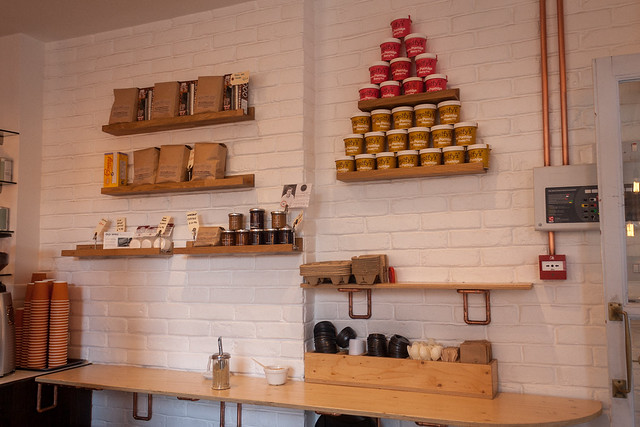 Knockbox Coffee, London