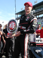 Will Power takes the Pole at the 2015 GoPro Grand Prix of Sonoma
