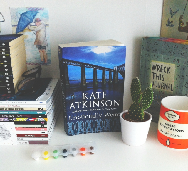 emotionally weird kate atkinson book bloggers uk vivatramp