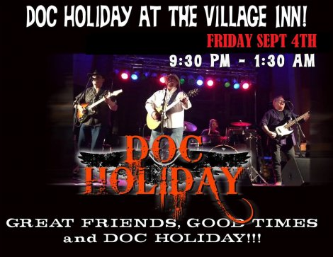 Doc Holiday 9-4-15