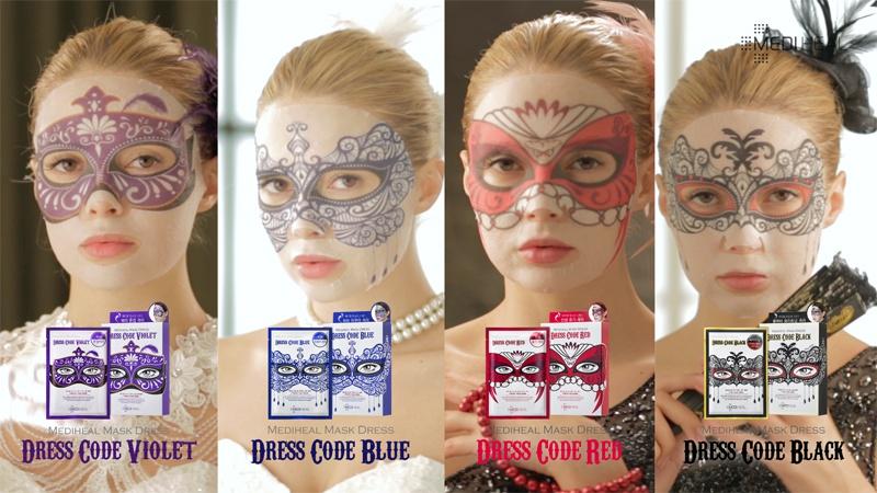 mediheal-dress-mask-sheets