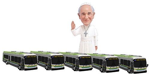 The Blessing of the Buses