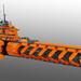 Juuken Spaceship (01) by F@bz