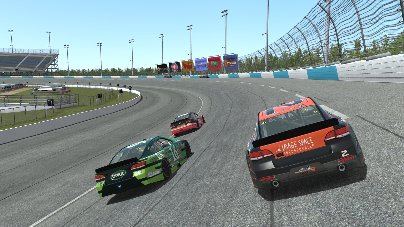Rfactor  Official Cars