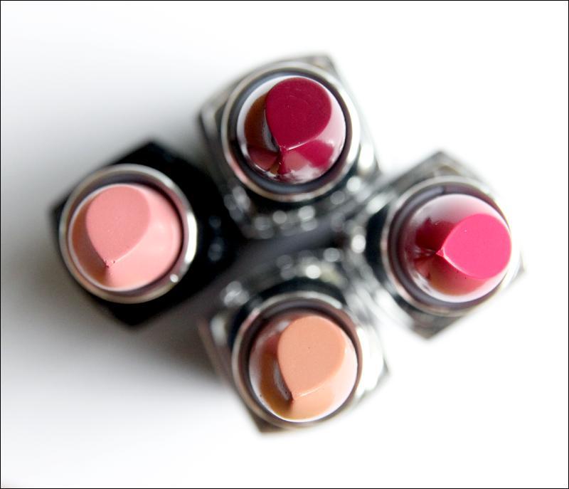 IsaDora Rock & Romance lipsticks