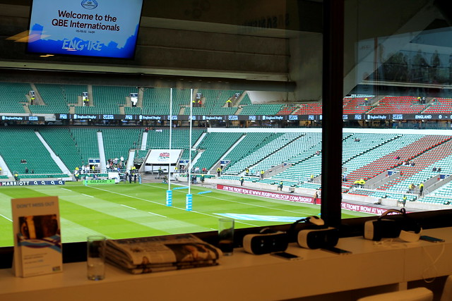 Twickenham Rugby Executive Box (16)