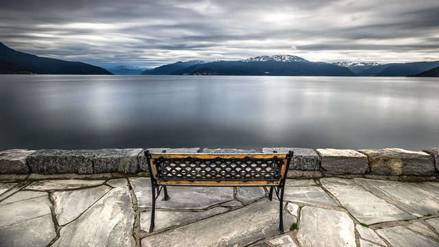 Sognefjord - Balestrand, Norway - Travel, landscape photography