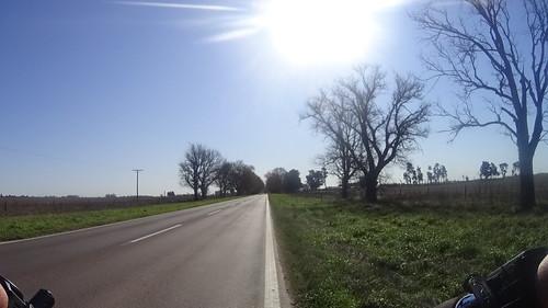 Ciclismo - 138,76 km - Salida Club F.A.R. y Carcaraña (118)