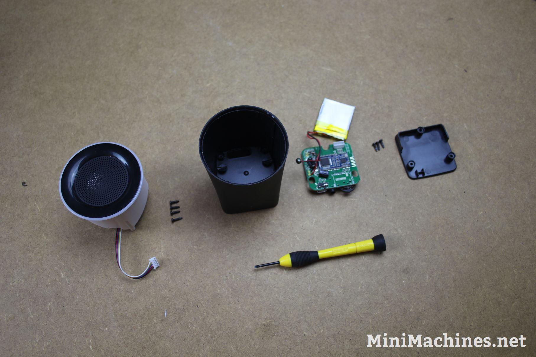 Très TUTO : Réaliser sa propre enceinte Bluetooth (Partie 1) KH81
