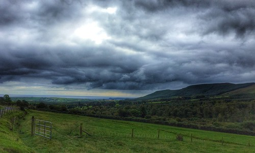 Dalligan Valley in the Comeragh Mountains