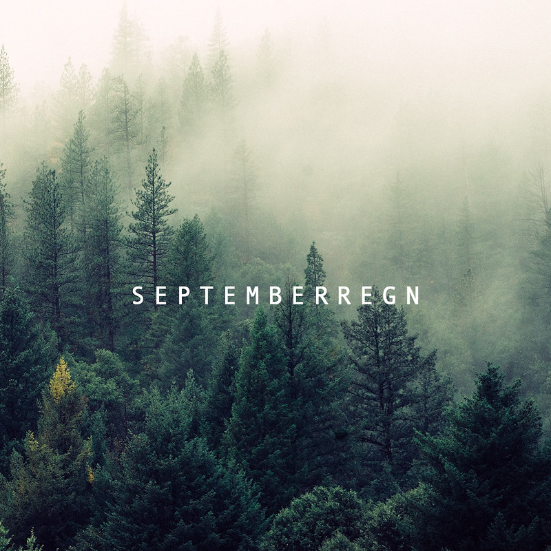 septemberregn