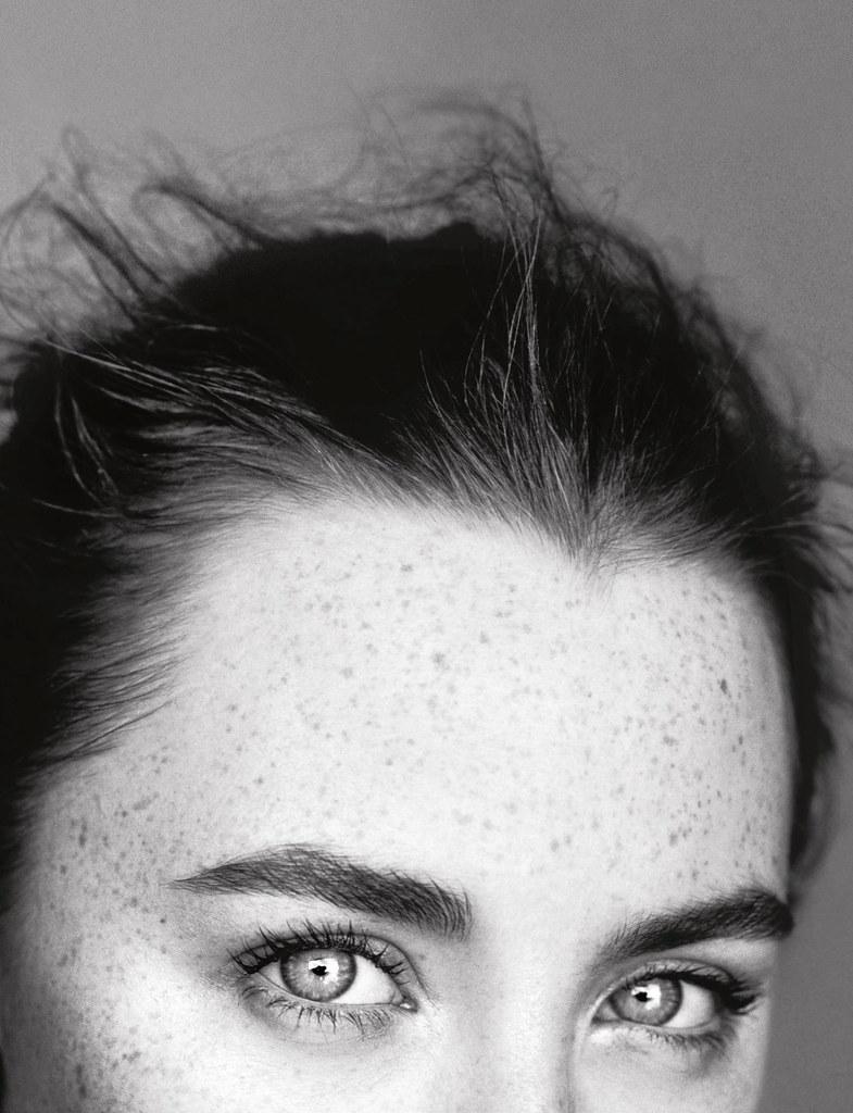 Сирша Ронан — Фотосессия для «The Gentlewoman» 2015 – 3