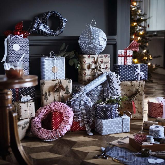 Ikean joulu 2015 Kaikki Paketissa