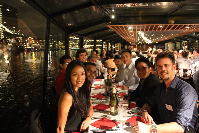 ICSR 2015 - Social Dinner