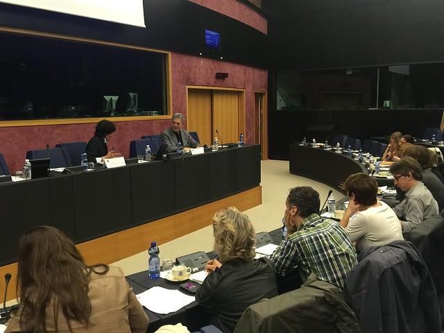 2015 10 06 Journalistic Seminar