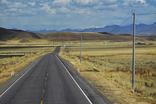 perú route montagnes