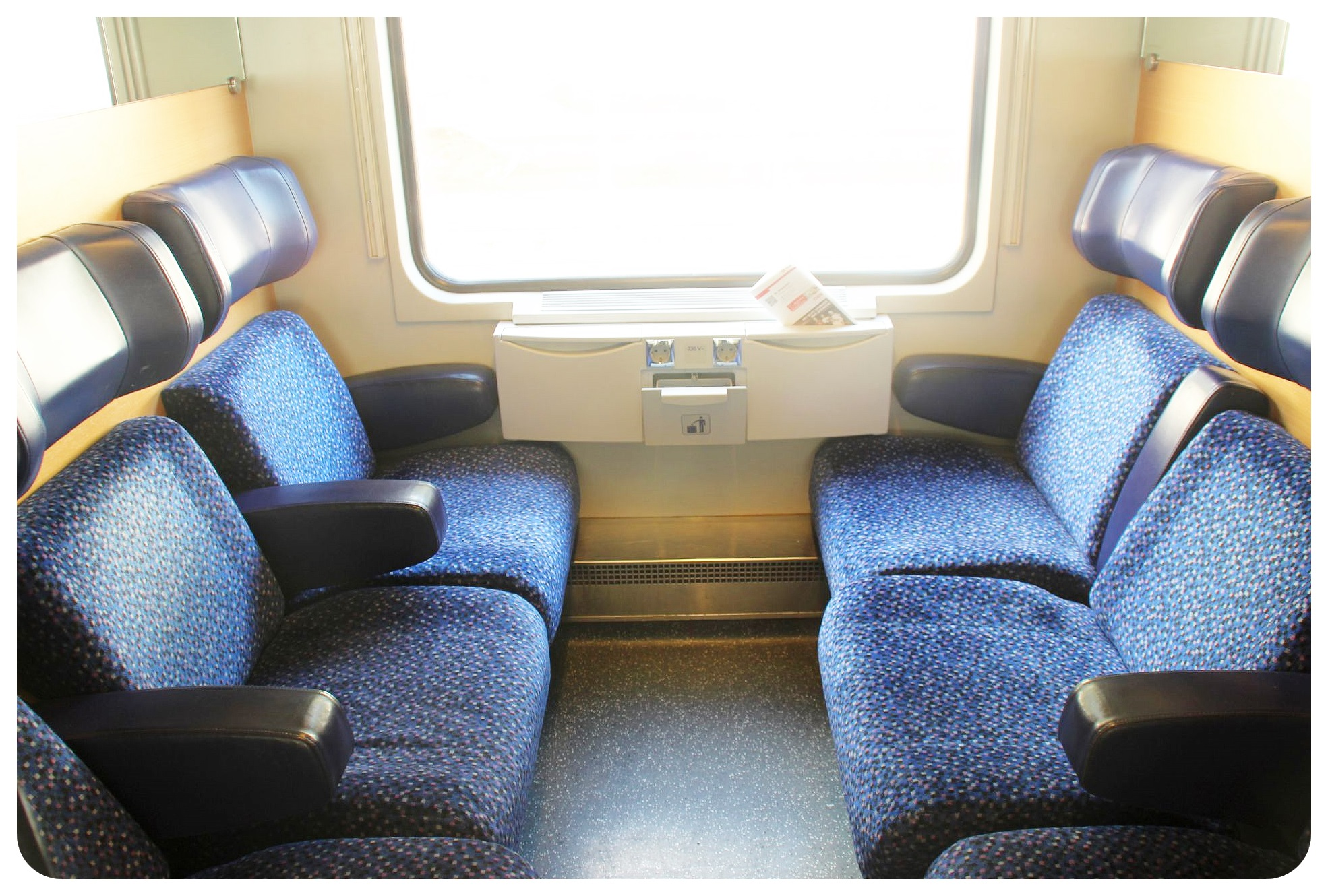 train compartment austria