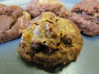 'You Got Peanut Butter in My Chocolate' Cookies