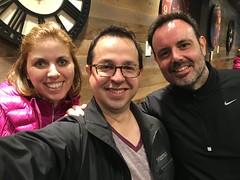 Ana, Fede e Iván