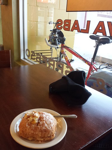 Lovely morning for a coffeeshop bike ride