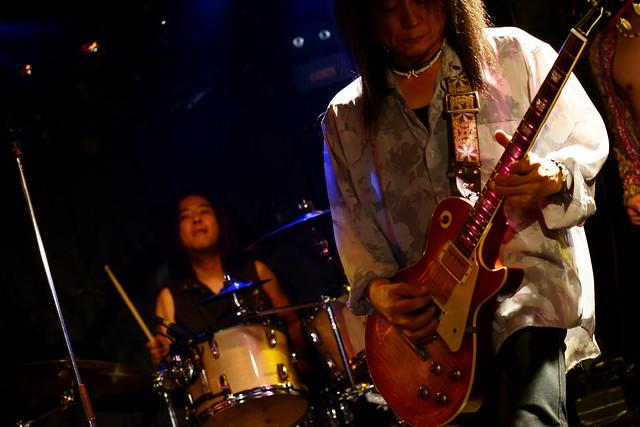 Tangerine live at Outbreak, Tokyo, 25 Nov 2015. 049