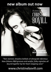 Christine Bovill - new album